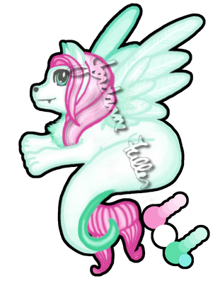 Angelise Adoptable Pawm DTA (OPEN) [EXTENDED!] by paranoiaprincess83