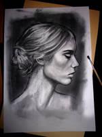Portrait #9 by Gabrielmadrasse