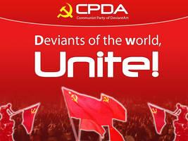 Deviants of the world Unite by delatorre-politik