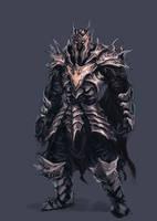 Batman Warlord by ArtDeepMind