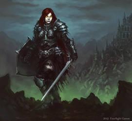 Death-Knight by ArtDeepMind