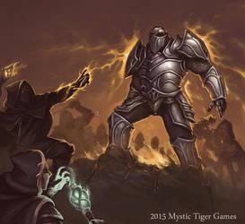 Invulnerable Armor by ArtDeepMind