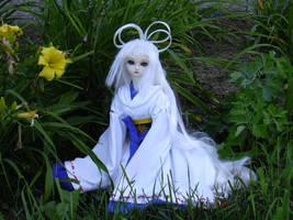 Hinoto BJD cosplay by MinekaC