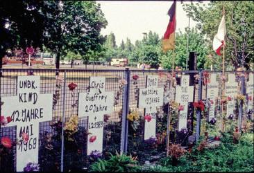 Berlin 1992 Rememberance by mellownella