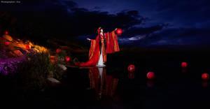 Bride of Water God - Soah by photographer-eva