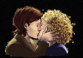 DoctorRiver - Kiss Me by JBoogle