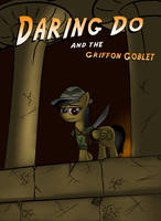 The Adventures of Daring Do by AurePeri