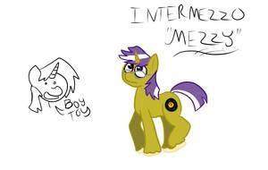 Intermezzo by AurePeri