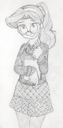 Kylee, school girl chic v4 by AurePeri