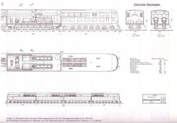 Breitspurbahn diesel-electric locomotive. by FutureWGworker