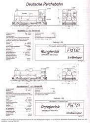 Breitspurbahn steam locomotives. by FutureWGworker