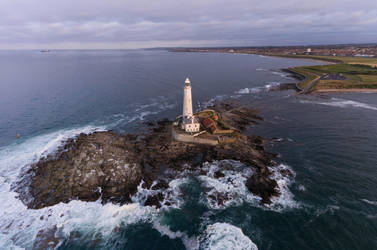 St Mary's Island by scotto