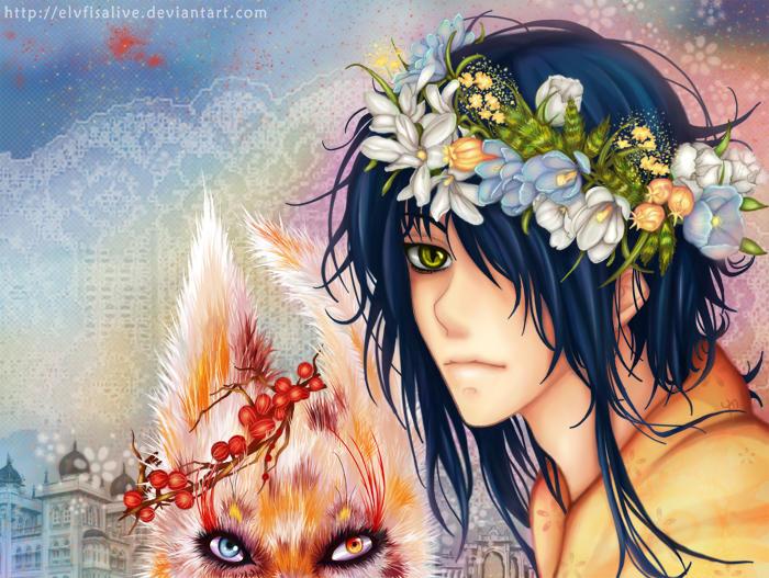 Mowgli by Elvfisalive