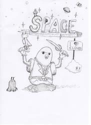 Das Space-Bird by Spyhamschter