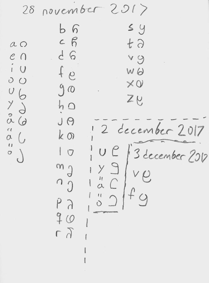 Letters by Spyhamschter