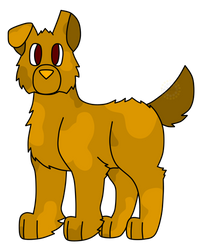 canine adoptable (OPEN) by Trupokemon