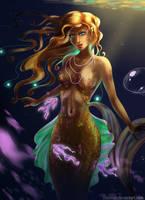 Bioluminescence by Gwennys