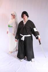 Rukia and Sode No Shirayuki by ToshiroFangirl4Ever