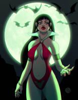 Vampirella by redeve