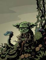 Yoda by redeve