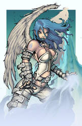 ICE ANGEL by redeve