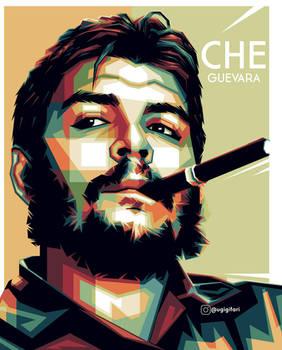 CHE GUEVARA - WPAP by ugigifari