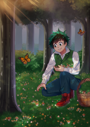 BNHA Sidequest by enzouke