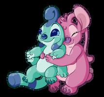 Hugs by snafuangel