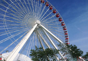 Ferris Wheel by MaxCooper67
