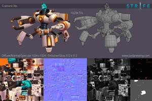 Crabtank Vex - Construction Sheet by Dvolution