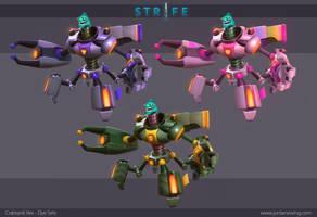 Crabtank Vex - Dye Sets by Dvolution