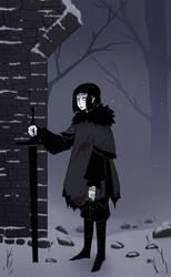 The Servant by Quiet-Imps