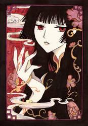 Yuuko .:xxxHOLiC:. by GYRHS