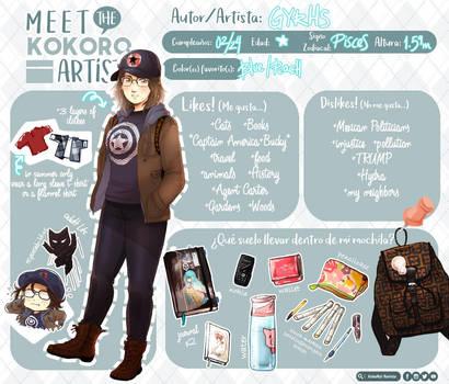 Meet the Artist by GYRHS