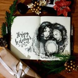 Happy Holidays by GYRHS