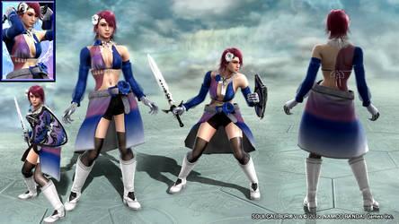 SoulCalibur V: Alisa by Armoun