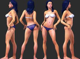 Tiernyst Model by Armoun
