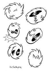 Sonic Spindash References CS by KaiThePhaux
