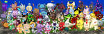 HUGE!  Chao Event Collab! by KaiThePhaux