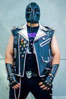 Fiend Black Mask by Lady-Ha-ha