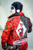 Punk Harley Quinn 2 by Lady-Ha-ha