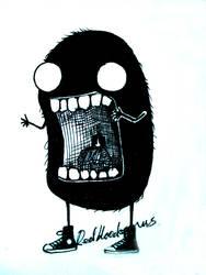 Black Eyed4 by bloodvenus