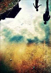 Spires Against Summer Sky by moejo