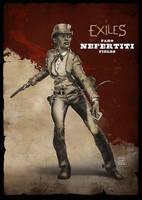 Exiles RPG: Faro Nefertiti Fields by pindurski