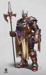 Pathfinder - First Emperor Taldaris by pindurski