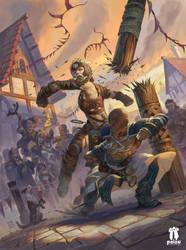 Pathfinder: Martial Arts Handbook by pindurski