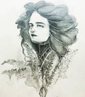 Vanessa Ives by JuleeMClark