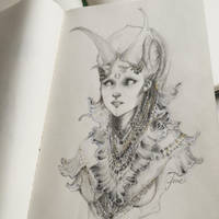the sibyl by JuleeMClark