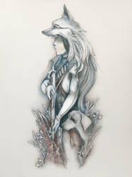 The Hunter by JuleeMClark