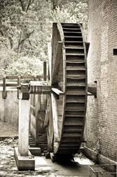 water wheel by Joseph-Ratigan